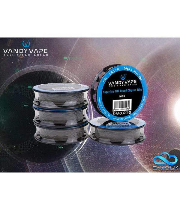 Vandy Vape Vandy Vape Clapton Wire