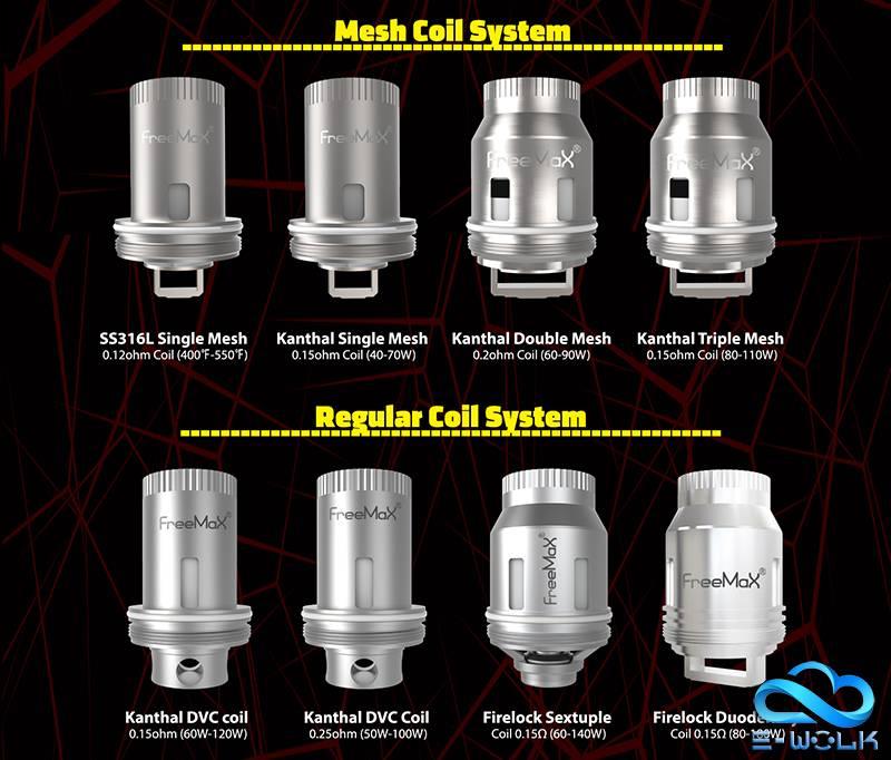 Sense Arrow Tank Replacement Coils | Mesh .15ohm | The
