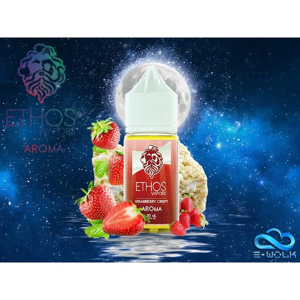 Strawberry Crispy Treats  (30ml) Aroma