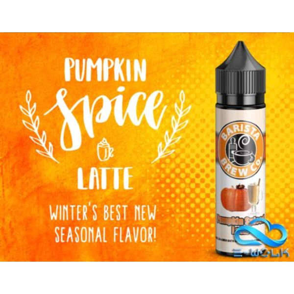 Pumpkin Spice Latte (50ml) Plus