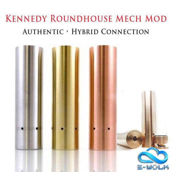 Kennedy Roundhouse V2 Mech Mod 24mm
