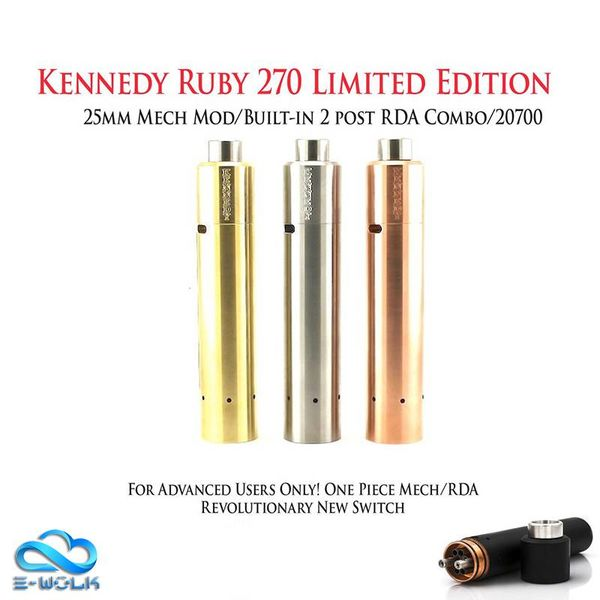 Kennedy Ruby 18650 - 24mm