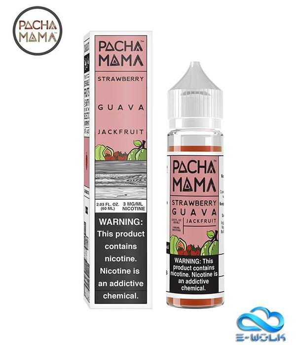 Pacha Mama Strawberry Guava Jackfruit (50ml) Plus