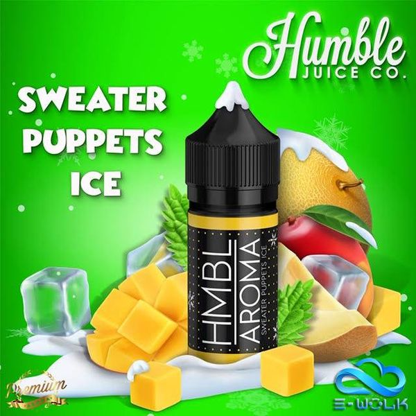 Sweater Puppets Ice (30ml) Aroma Bogo Deal