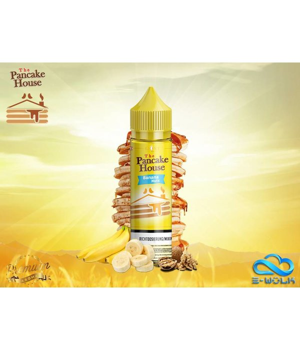 The Pancake House The Pancake House Banana Nuts (10ml) Aroma by Ghost PDD