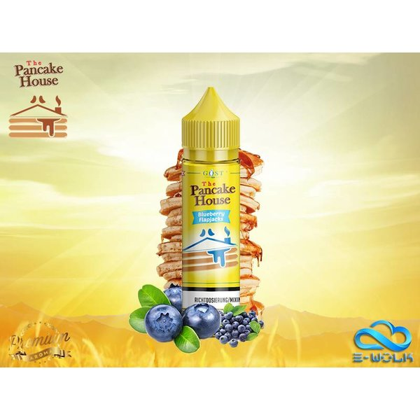 Blueberry Flapjacks (10ml) Aroma