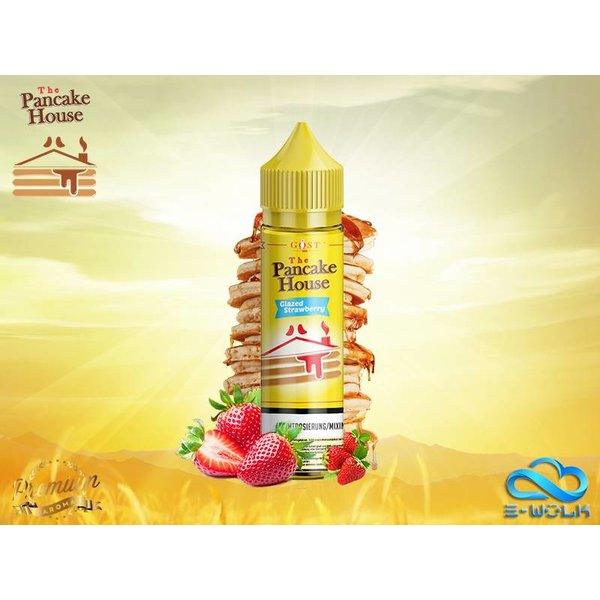 Glazed Strawberry (10ml) Aroma PDD