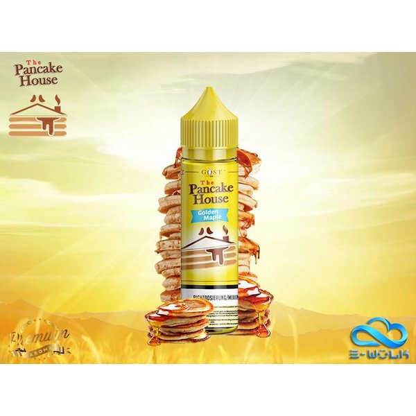 Golden Maple (10ml) Aroma PDD