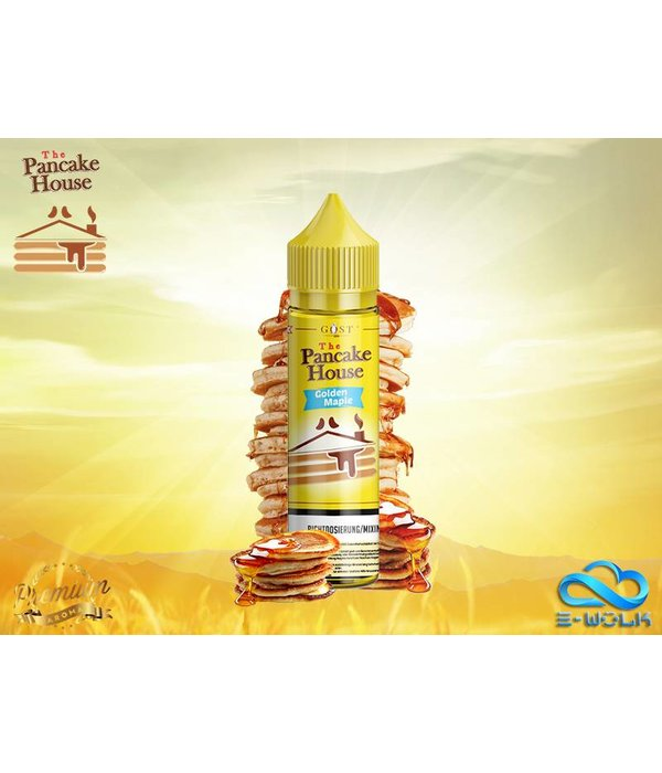 The Pancake House The Pancake House Golden Maple (30ml) Aroma by Ghost