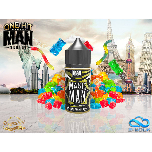Magic Man (30ml) Aroma