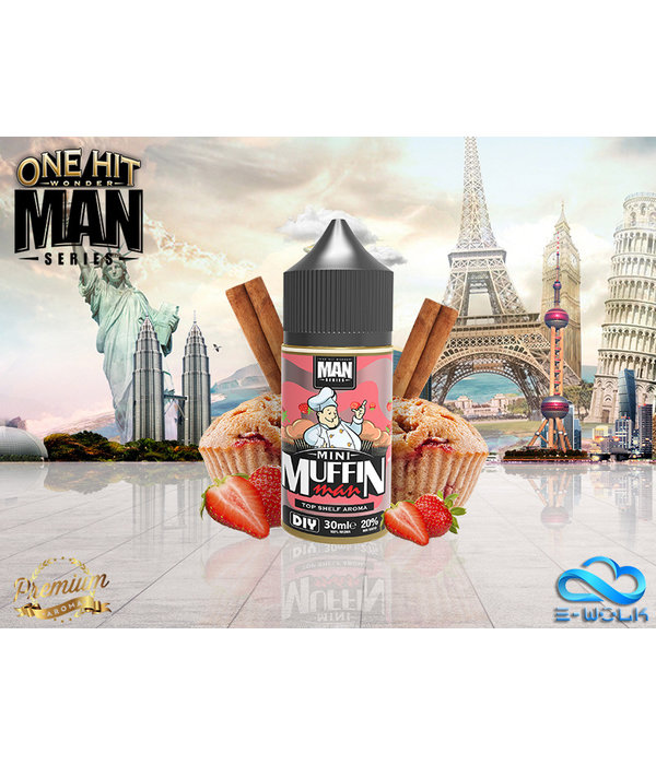 One Hit Wonder Aroma Mini Muffin Man (30ml) Aroma by One Hit Wonder