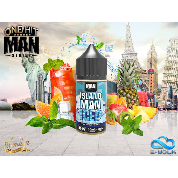 Island Man Ice (30ml) Aroma Bogo Deal