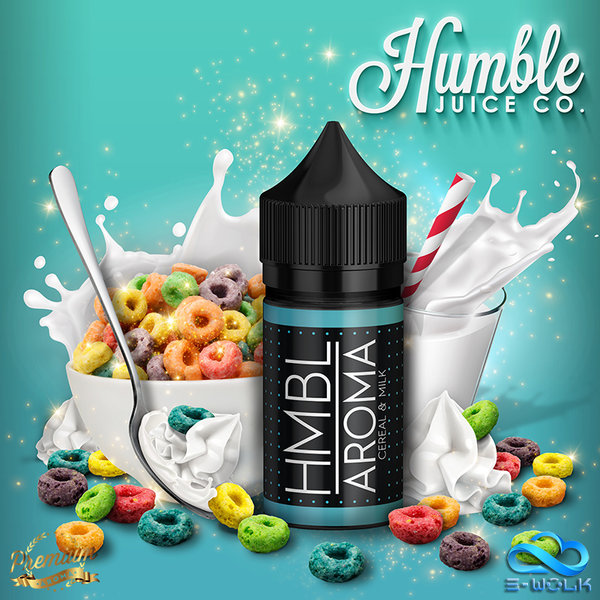 Cereal & Milk (30ml) Aroma