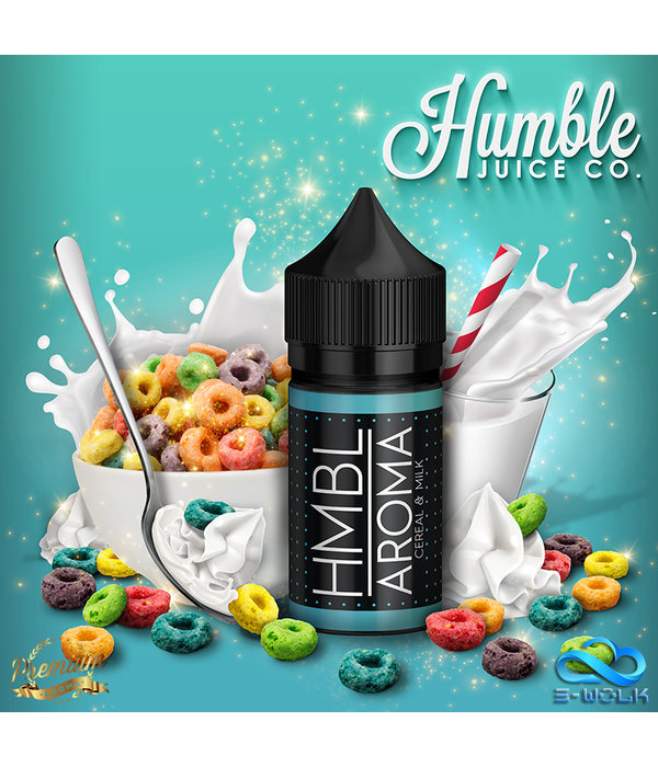 HMBL Aroma Cereal & Milk (30ml) Aroma by Humble Juice Co.