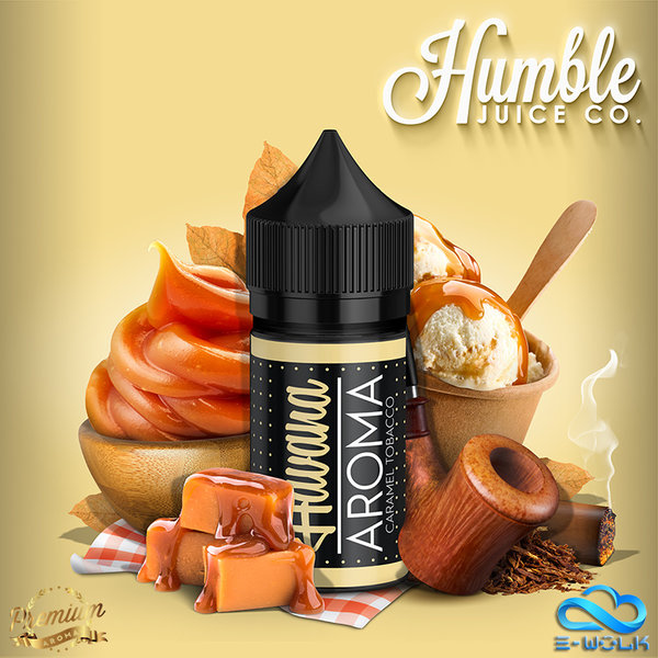 Caramel Tobacco (30ml) Aroma Bogo Deal