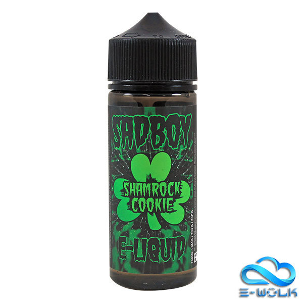 Shamrock Cookie (100ml) Plus
