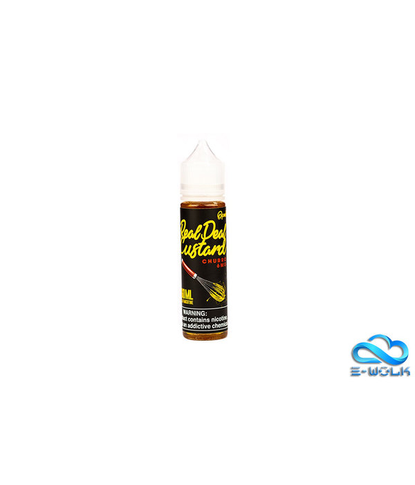 OPMH Project Real Deal Custard Churro (50ml) Plus by OPMH Project