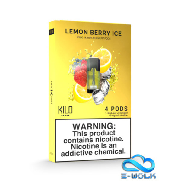Lemon Berry Ice Pods