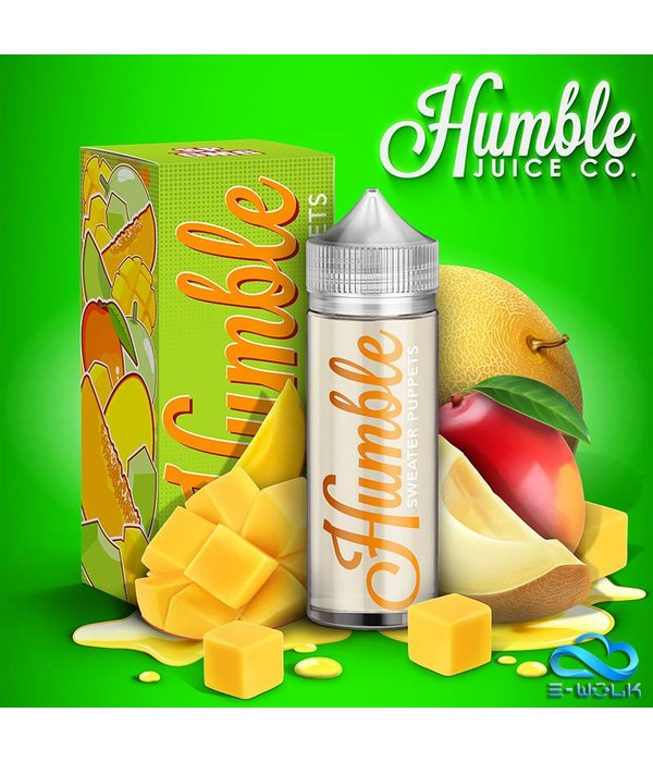 Humble Juice Co. Sweater Puppets (100ml) Plus by Humble Juice Co. PDD