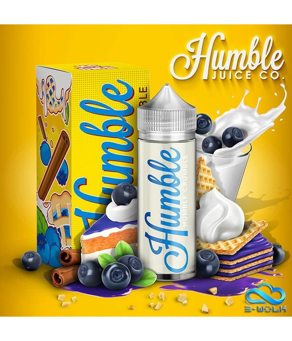 Humble Juice Co. Humble Crumble (100ml) Plus by Humble Juice Co. PDD