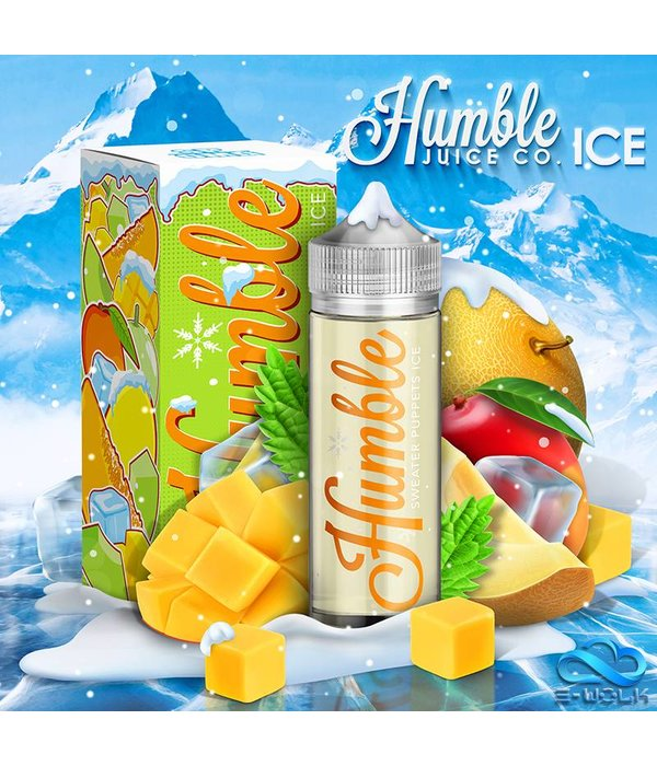 Humble Juice Ice Ice Sweater Puppets (100ml) Plus by Humble Juice Co. PDD