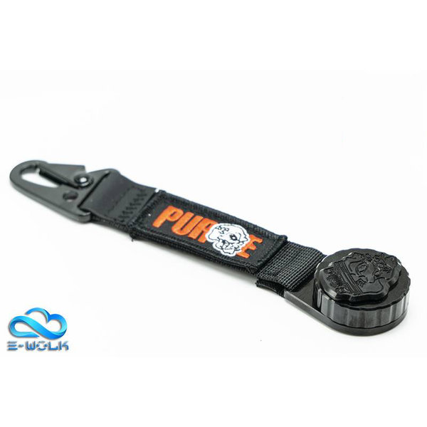 Purge Coil Case By Purge - Black