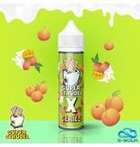 Super Strudel Mango Peach Super Strudel (50ml) Plus PDD by Super Strudel X Series