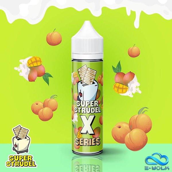 Mango Peach Super Strudel (50ml) Plus PDD