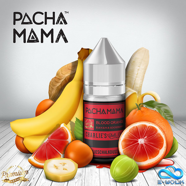 Blood Orange Banana Gooseberry (30ml) Aroma