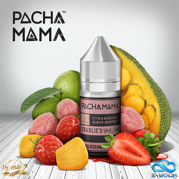 Strawberry Guava Jackfruit (30ml) Aroma