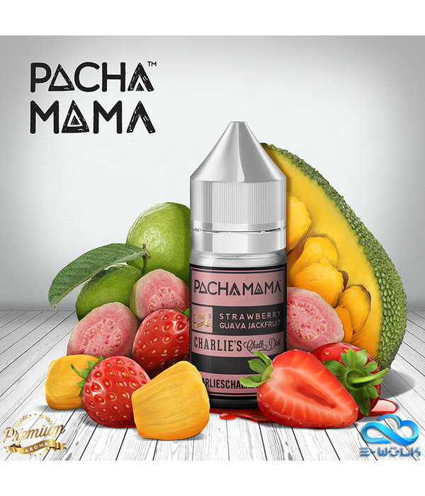 Charlie's Chalk Dust Pacha Mama Strawberry Guava Jackfruit (30ml) Aroma by Charlie's Chalk Dust