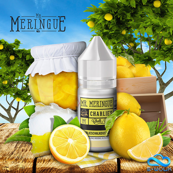 Mr. Meringue (30ml) Aroma