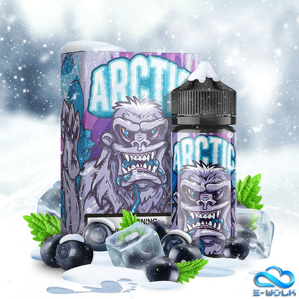 Blizzard Blue (80ml) Plus