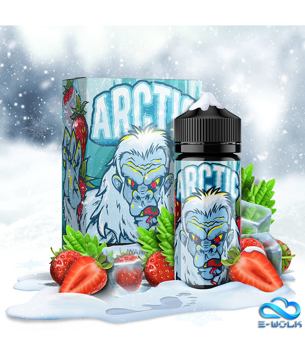 Arctic Scary Berry (80ml) Plus by Arctic