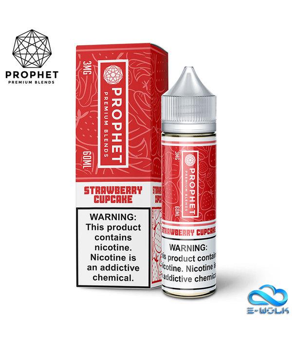 Prophet Premium Blends Strawberry Cupcake (50ml) Plus by Prophet Premium Blends