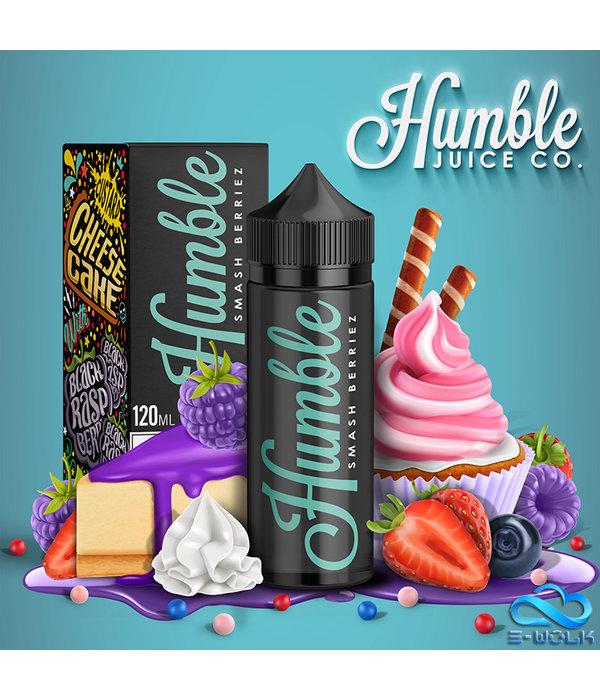 Humble Juice Co. Smash Berriez (100ml) Plus by Humble Juice Co.