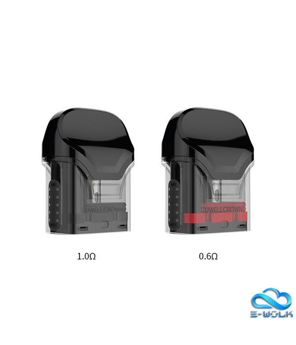 Uwell Uwell Crown Pod Replacement Pods (2pcs)