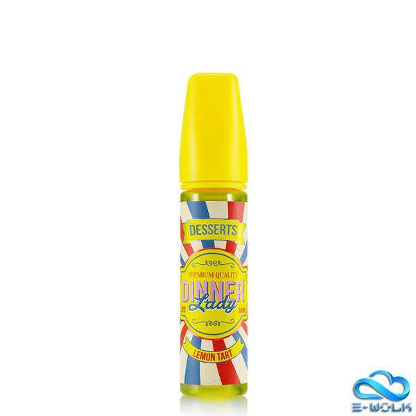Lemon Tart (50ml) Plus