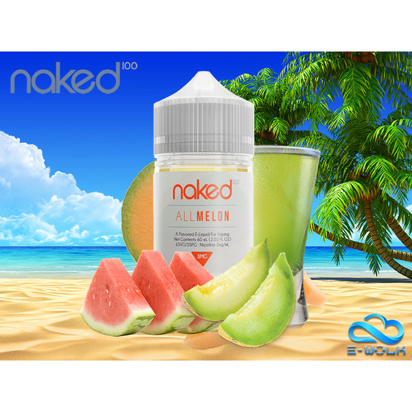 All Melon (50ml) Plus