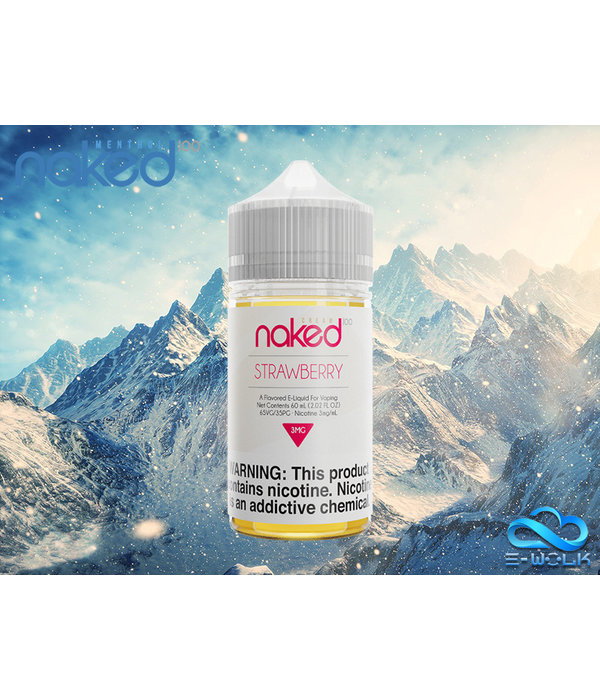 Naked 100 Brain Freeze (50ml) Plus by Naked 100 Menthol