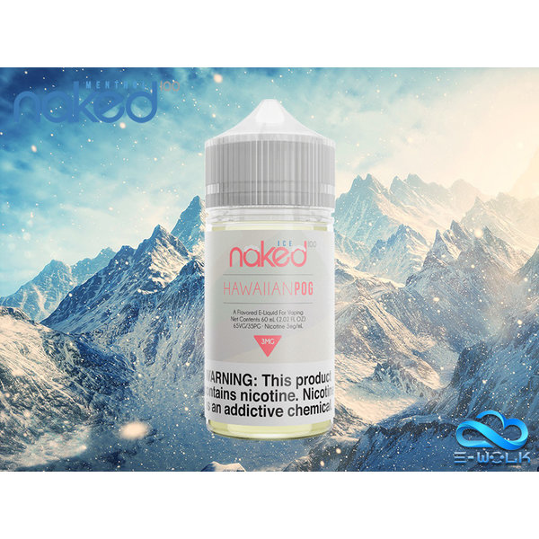 Hawaiian POG Ice (50ml) Plus