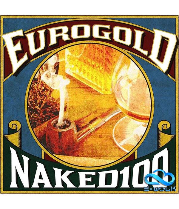 Naked 100 Euro Gold (50ml) Plus by Naked 100 Tobacco
