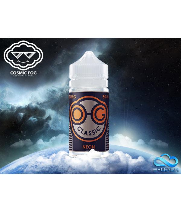 Cosmic Fog Neon (50ml) Plus by Cosmic Fog OG Classic