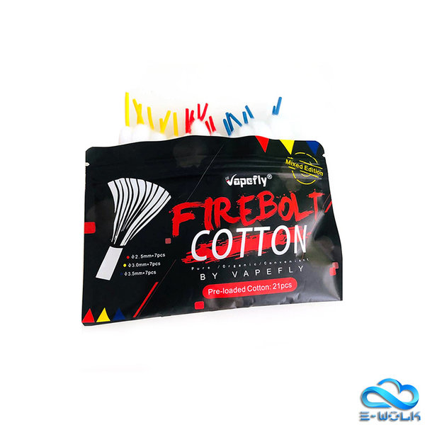 Vapefly Mixed Firebolt Cotton