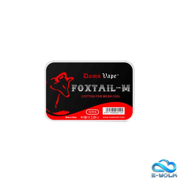 FoxTail-M Vape Cotton