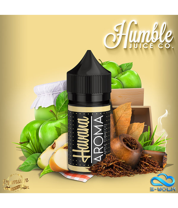 Havana Juice Co. Apple Tobacco (30ml) Aroma by Havana Juice Co.