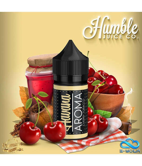 Havana Juice Co. Cherry Tobacco (30ml) Aroma by Havana Juice Co. Bogo Deal