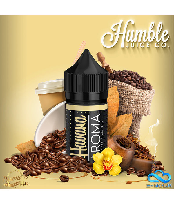 Havana Juice Co. Coffee Tobacco (30ml) Aroma by Havana Juice Co. Bogo Deal