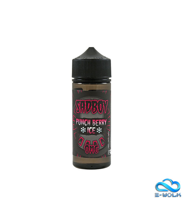 Punch Berry Blood Ice (100ml) Plus by Sad Boy Bloodline Eliquid