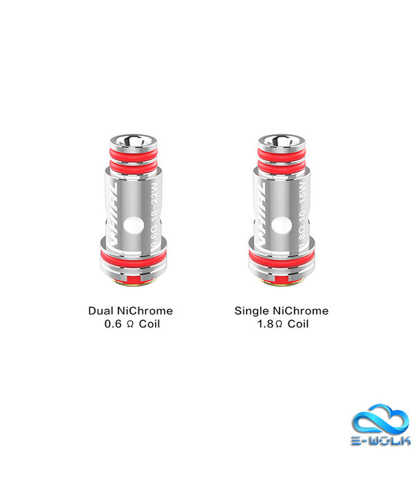 Uwell Uwell Whirl Coil Updated Version (4pcs)